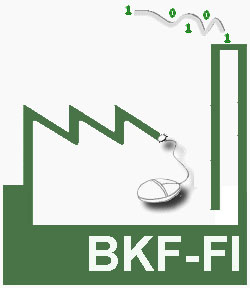 Logo de BKF-FI [France] et BKF-FI [Burkina] Intelligence and business intelligence
